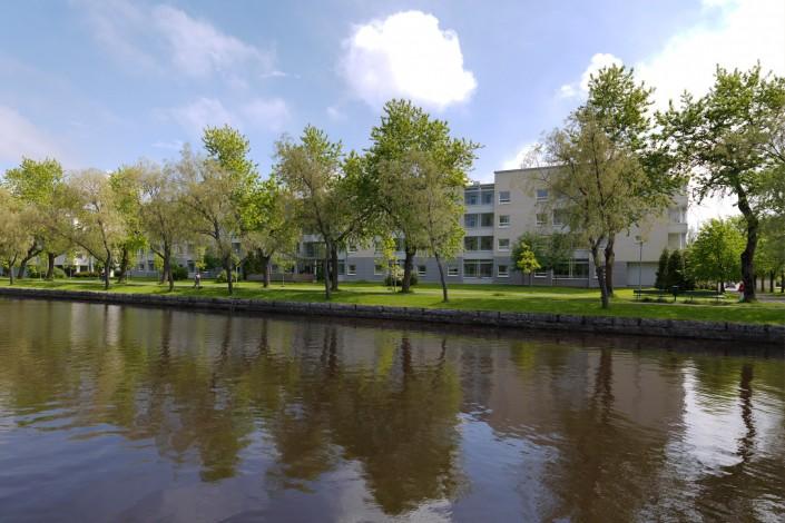 Kanalinranta, Rauma