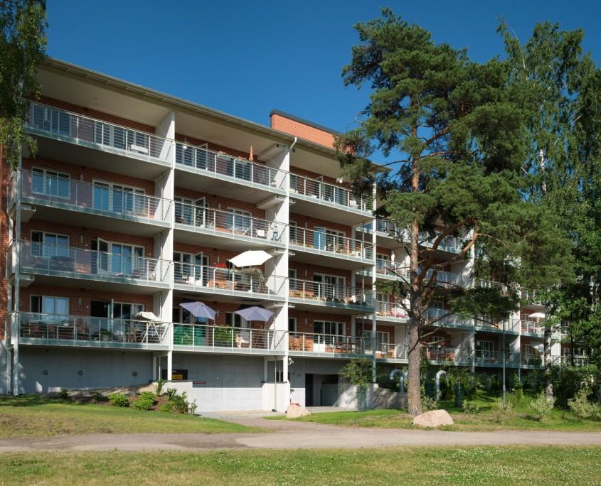 Dosentinrinne, Helsinki